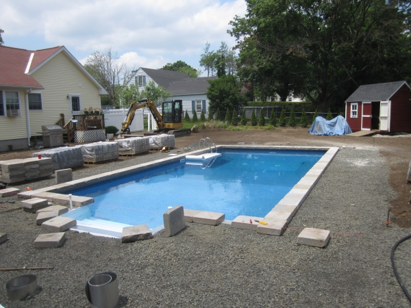 Above ground pool deck plans design ideas and useful tips