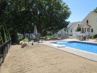 Inground Pool Pavers Project